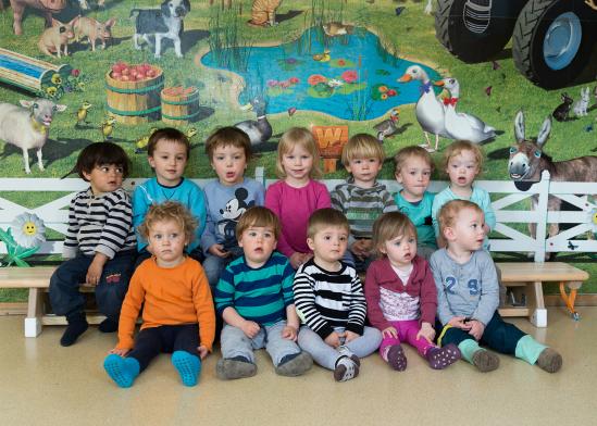 Kindercafé Lollypop Köln Kindertagesstätte Bärengruppe